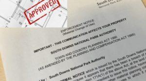 SDNPA planning
